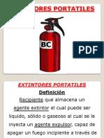 4. EXTINTORES PORTATILES NFPA  10