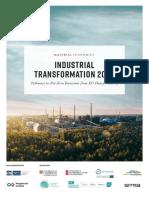 Industrial Transformation 2050