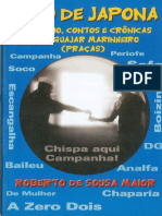 Livro - Rolo de Japona - Roberto Sousa Maior