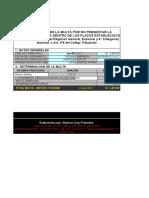 Cálculo de multas por presentar declaración fuera de plazo