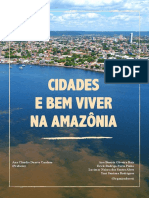 Cidades e Bem Viver Na Amazônia
