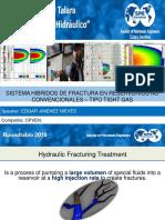 5P Sistema Híbrido de Fractura en Reservorios No Convencionales Tipo Tight Gas.