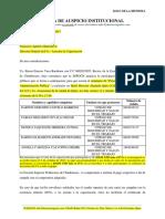 2 - Carta de auspicio - PC