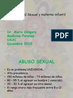 Medicina Sexual y Materno Infantil