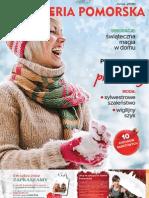 Galeria Pomorska - Katalog Świąteczny