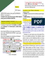Estudo sobre Dons - Doutrina 15-01-2020
