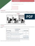 Conjunciones coordinantes y subordinantes (1)