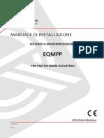 Manuale di Installazione Sistema a Microprocessore EQMPP