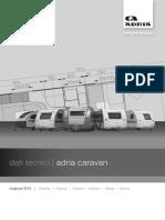 Adria-caravan-Dati-tecnici-2014