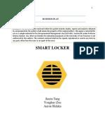 smart locker inc final business plan