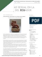 DIVERSIDAD SEXUAL EN LA HISTORIA DEL ECUADOR_ HOMOSEXUALIDAD Y BISEXUALIDAD EN LOS PUEBLOS PRECOLOMBINOS