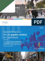 Pulso Ciudadano Enero 2020