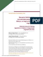 Recuento histórico de la normatividad pesquera en México_ un largo proceso de auge y crisis