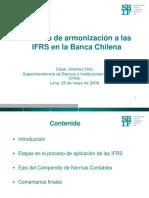 2 Proceso de armonización a las IFRS