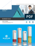 OKlifecare business plan