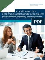 Management Et Amélioration de La Performance Opérationnel