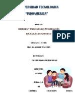 TAREA DE MODELOS 3.1