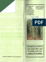 Guide Pratiq Product Manioc