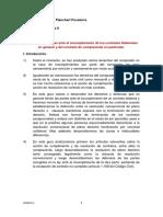 Acciones y Defensas de Las Partes en El Caso de Incumplimientos en La Compraventa (0338332xC4456)