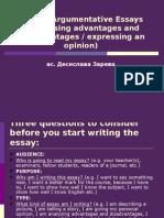 Writing Essays Tips