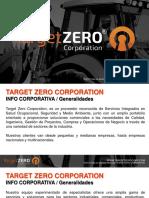 Brochure Comercial TARGET ZERO