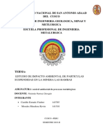 UNIVERSIDAD NACIONAL DE SAN ANTONIO ABAAD DEL