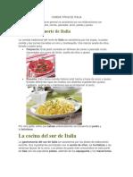 COMIDA TIPICA DE ITALI1