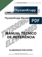 Manual Tec. de Referência