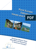 Rural Definition Europe