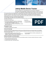 IDC Factsheet_Quarterly Mobile Device Tracker
