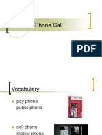 Making a Phone Call.ppt