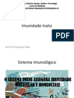Conf 1 - Imunidade Inata