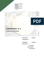 Informe Limite Liquido y Plastico