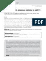 Desarrollo Sostenible (Investigacion Acad.)
