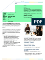 george brown business courses