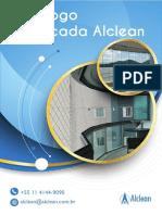 Catálago kit sacadas Allclean
