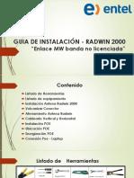 STANDARD RADWIN 2000.pptx