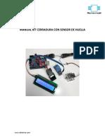 Manual Cerradura Biometrico