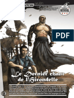 Wulin Le Dernier Chant de l'Hirondelle DI6DENT 13