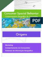 Apresentação Consumer Space Behavior (1º ANO)