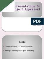 Presentation on Project Appraisal
