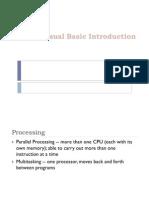 Visual Basic Introduction