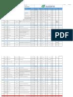 Programação Semanal 2020 SEMANA 03