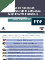 Comprendiendo la Estructura de un Informe Financiero_Caso Leche Gloria