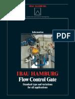 Flow Control Gate