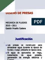 (Diap) Gastón Proaño Cadena - Diseño de presas.pdf
