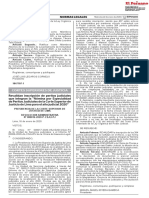 RESOLUCIÓN ADMINISTRATIVA N° 000016-2020-P-CSJLI-PJ
