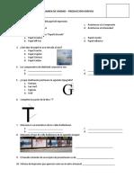 Examen Producción Gráfica II