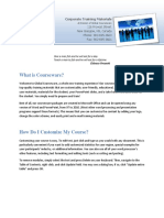 How Do I Customize My Course .pdf