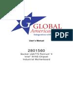Global America INC